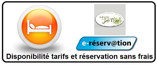 Auberge du Joli Vent Cantons-de-l'Est Réservation