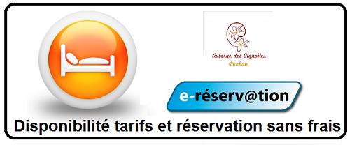 Auberge des Vignobles Cantons-de-l'Est Réservation