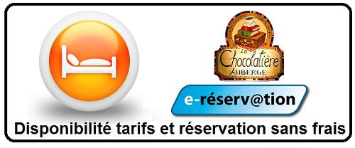 La Chocolatière Cantons-de-l'Est Réservation