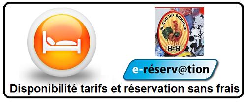 Au Coq du Bonheur Cantons-de-l'Est Réservation