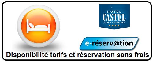 Hotel Castel Cantons-de-l'Est Réservation