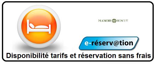 Manoir Hovey Cantons-de-l'Est Réservation
