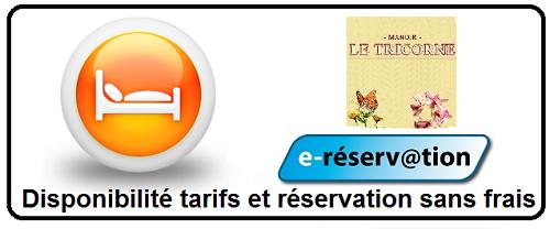 Manoir Le Tricorne Cantons-de-l'Est Réservation