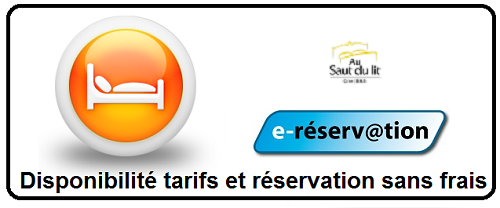 Au Saut du Lit Cantons-de-l'Est Réservation
