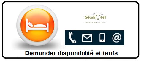 Studiotel Réservation Cantons-de-l'Est