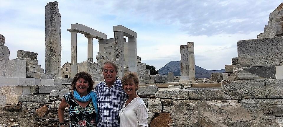 Naxos Grèce Oenotourisme VINDICI