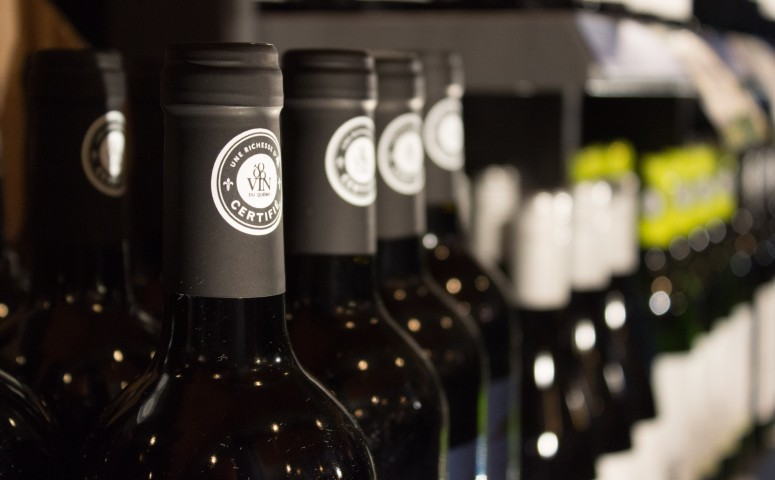 Visite de vignobles Domaine Les Brome Cantons de l'Est