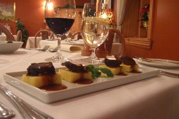 Le Madrigal Restaurant Bromont Cantons-de-l'Est