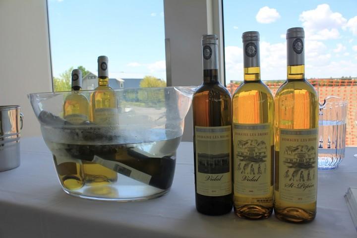 Visite vignoble ,Vignoble Domaine Les Brome ,Vignoble ,domaines viticoles ,Cantons de l'Est ,Vignoble ,Meilleurs restaurants ,hébergement ,