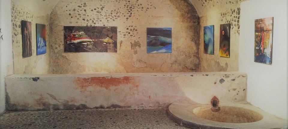 Art Space Domaine Viticole Musée Galerie d'Art Santorini
