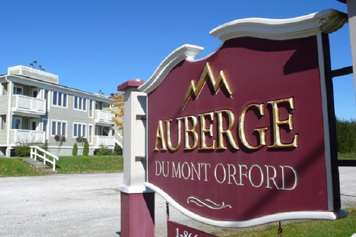 Auberge Mont Orford c