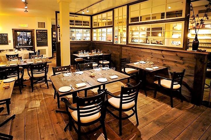 Bistro 4 Saisons - Restaurant Orford Cantons de l'Est