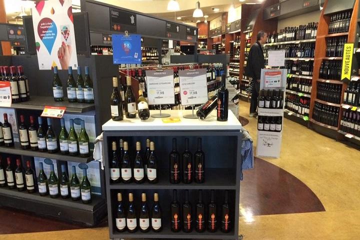 Visite de vignoblesDomaine des Côtes d'Ardoise Cantons de l'Est