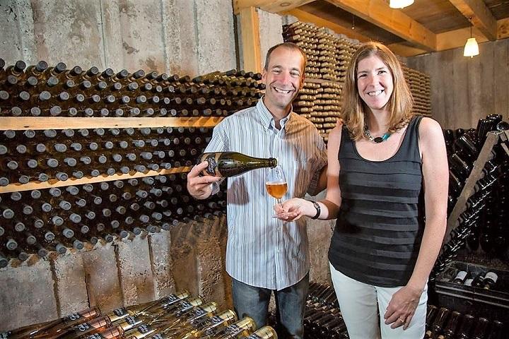 Vignoble Chateau de Cartes – œnotourisme domaines viticoles des Cantons de l'Est