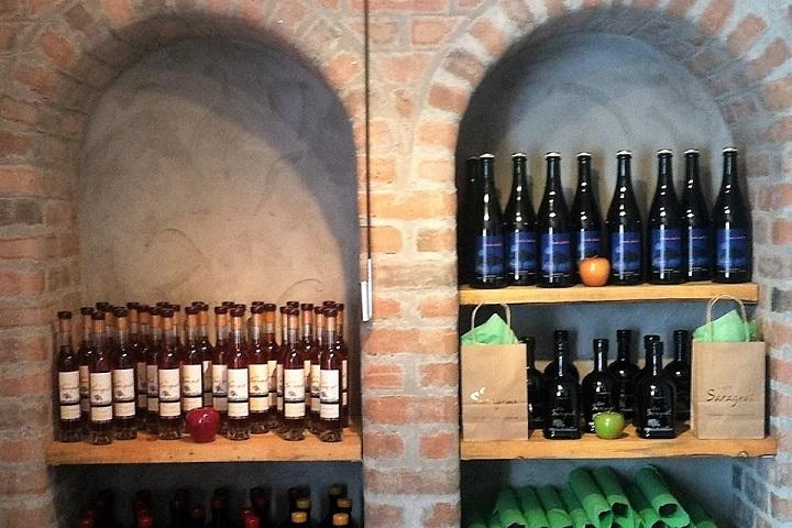 Vignoble Clos Saragnat tourisme du vin – Zone Viticole Dunham - St-Armand Cantons de l'Est