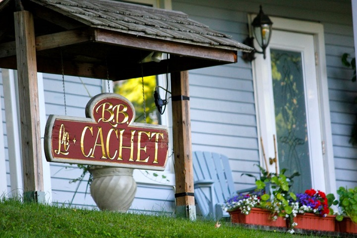Le Cachet B & B North-Hatley Cantons-de-l'Est