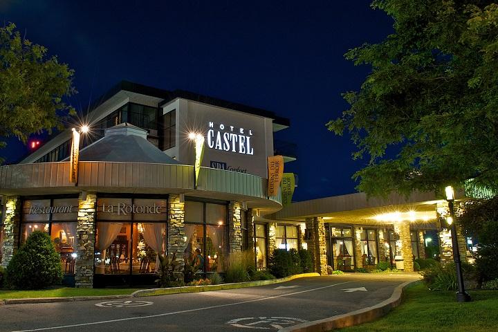 Hôtel Castel Granby – Hébergement Cantons de l'Est hôtels, auberges, gîtes et B&B