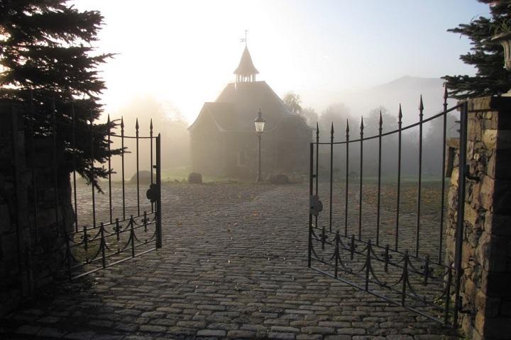 Visite vignoble chapelle ste-agnès Cantons de l'Est