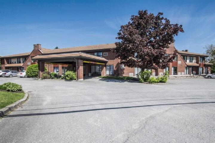 Le Comfort Inn Sherbrooke - Meilleurs hôtels, auberges, gîtes et B&B à proximité des vignobles