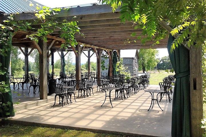 Vignoble Domaine du Ridge tourisme du vin – zone viticole Dunham – St-Armand Cantons de l'Est