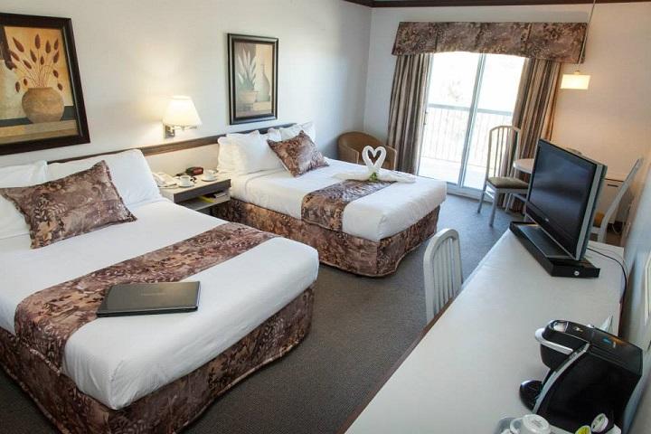 Le Floral Hôtel Sherbrooke Cantons-de-l'Est