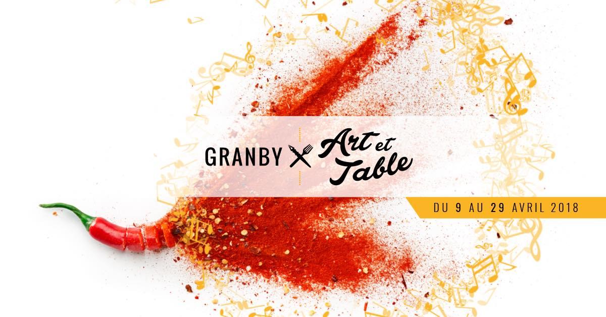 GRANBY ART & TABLE
