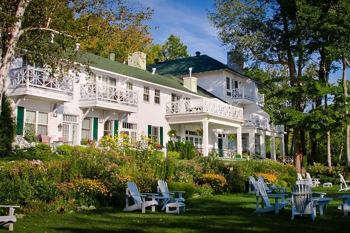 Le Manoir Hovey - Meilleurs hôtels, auberges, gîtes et B&B à proximité des vignobles