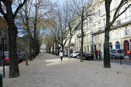 Le chemin du retour Bordeaux