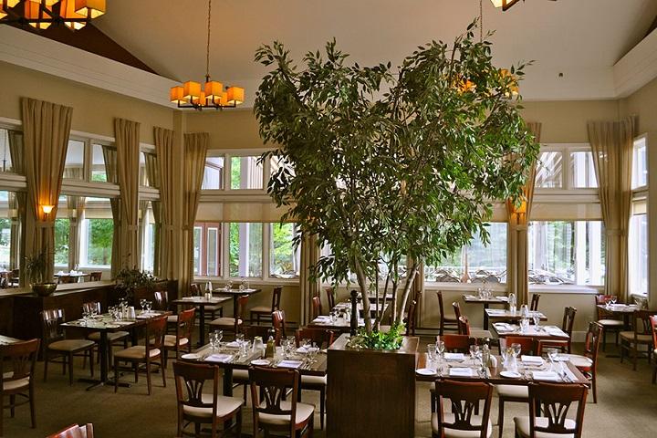 Les Jardins Restaurant Orford Cantons-de-l'Est