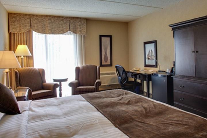Hôtel Le Président Sherbrooke – Hébergement Cantons de l'Est hôtels, auberges, gîtes et B&B