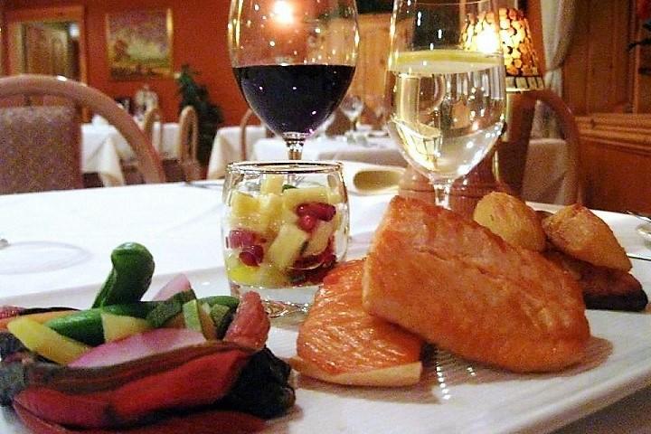 Le Madrigal - Restaurant Bromont Cantons de l'Est