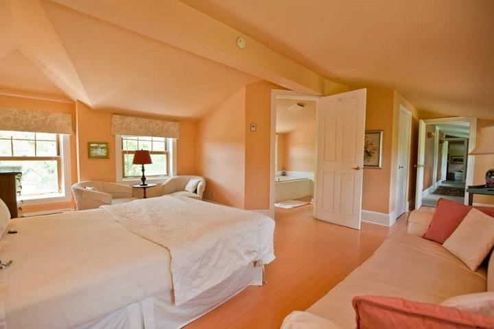 La Raveaudière North-Hatley – Hébergement Cantons de l'Est hôtels, auberges, gîtes et B&B