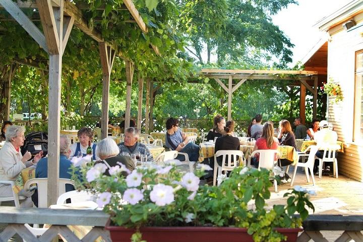 Le Tire-Bouchon - Meilleurs restos, bistros, apportez votre vin des Cantons de l'Est