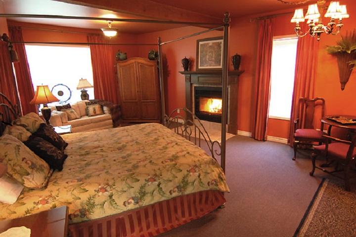 Le Manoir Le Tricorne Auberge North-Hatley Cantons-de-l'Est