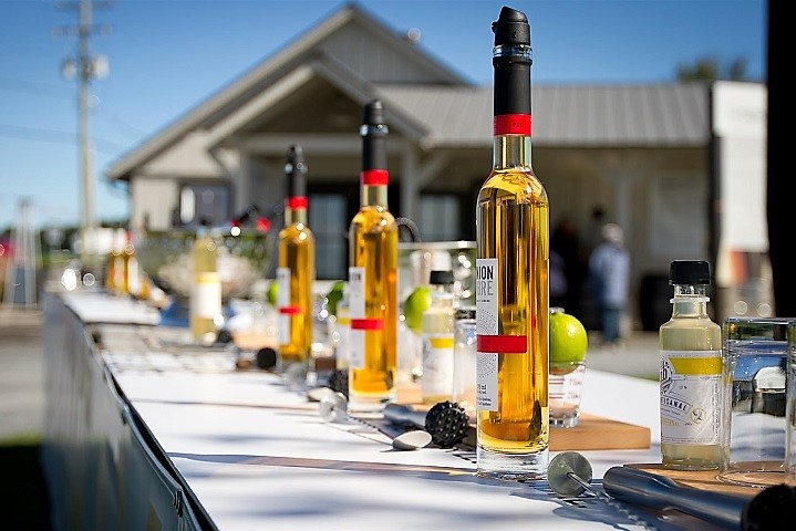 Vignoble Union Libre tourisme du vin – zone viticole Dunham – St-Armand Cantons de l'Est