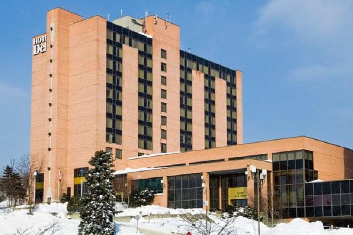 Hôtel Delta Sherbrooke - Meilleurs hôtels, auberges, gîtes et B&B à proximité des vignobles