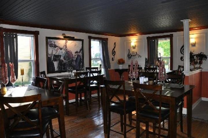 La Pérouse Restaurant Bromont Cantons-de-l'Est