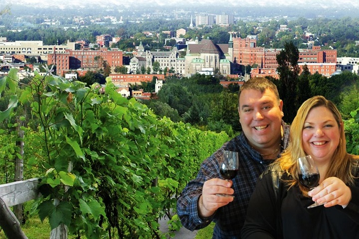 Vignoble La Halte des Pelerins – œnotourisme domaines viticoles des Cantons de l'Est