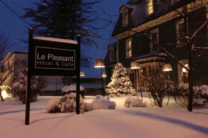 Le Pleasant Sutton – Hébergement Cantons de l'Est hôtels, auberges, gîtes et B&B
