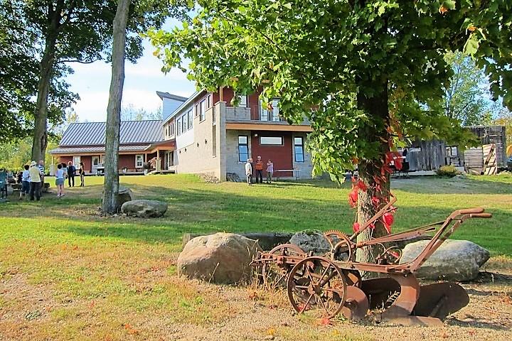 Vignoble 1292 ,oenotourisme ,visite de vignobles ,cépages ,dégustation ,Montérégie, Sélection Vindici ,Sud du Québec ,