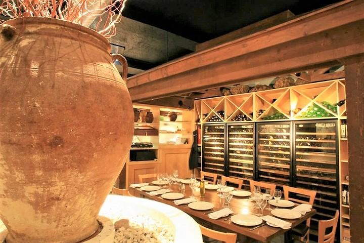 Milos ,Montréal ,restaurant ,gastronomique ,grandes tables ,carte des vins ,Sélection Vindici ,œnotourisme ,oenotourisme ,terroir ,vins d'ici ,Sud du Québec ,