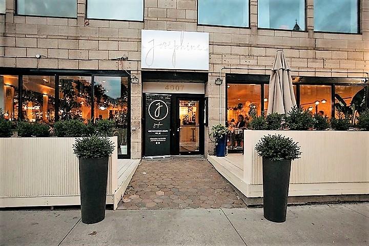 Joséphine ,oenotourisme ,restaurant ,bistronomique ,grandes tables ,Montréal ,Sélection Vindici ,Sud du Québec ,