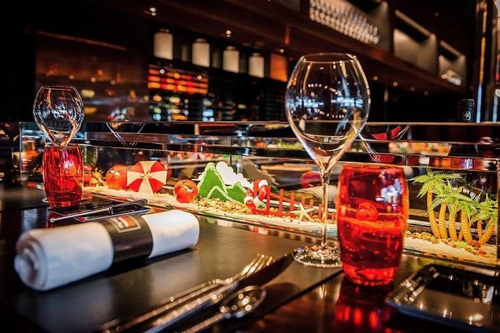 Atelier Joel Robuchon ,Montréal ,restaurant ,gastronomique ,grandes tables ,carte des vins ,Sélection Vindici ,œnotourisme ,oenotourisme ,terroir ,vins d'ici ,Sud du Québec ,