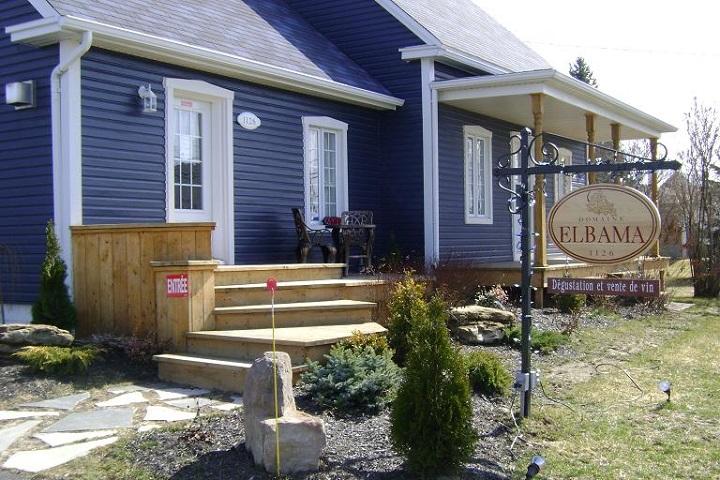 Vignoble Elbama ,oenotourisme ,visite de vignobles ,cépages ,dégustation ,Montérégie, Sélection Vindici ,Sud du Québec ,