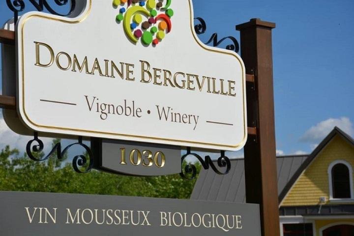 Vignoble Bergeville ,oenotourisme ,visite de vignobles ,cépages ,dégustation ,Cantons de l'Est, Estrie ,Sélection Vindici ,Sud du Québec ,