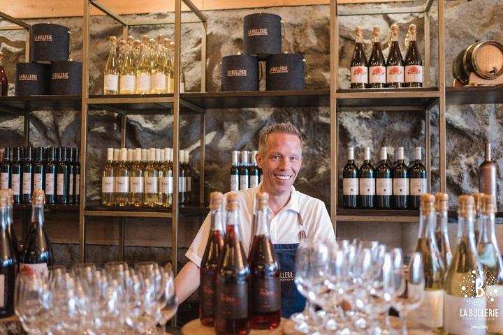 Vignoble La Bullerie ,oenotourisme ,visite de vignobles ,cépages ,dégustation ,Basses-Laurentides , Sélection Vindici ,Sud du Québec ,