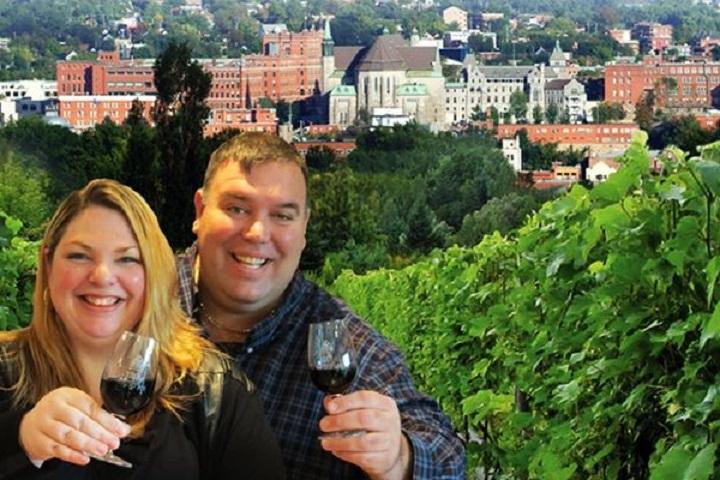 Vignoble Halte des Pèlerins ,oenotourisme ,visite de vignobles ,cépages ,dégustation ,Cantons de l'Est, Estrie ,Sélection Vindici ,Sud du Québec ,