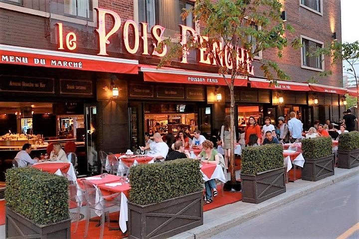 Pois Penché ,oenotourisme ,restaurant ,brasserie ,pub ,Montréal ,Sélection Vindici ,Sud du Québec ,