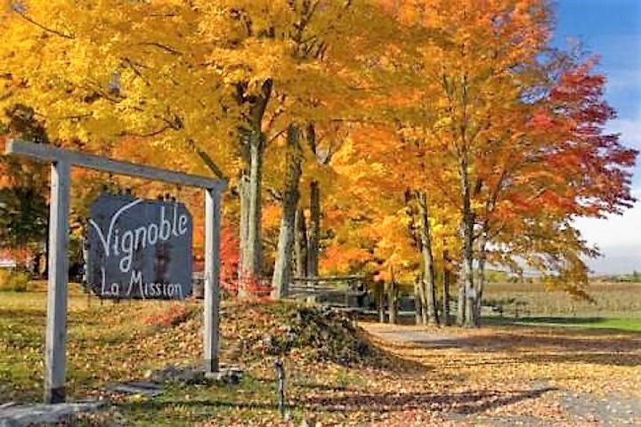 Route des Vignobles ,Visite vignoble ,Vignoble La Mission ,domaines viticoles ,Brigham ,Estrie ,Cantons de l'Est