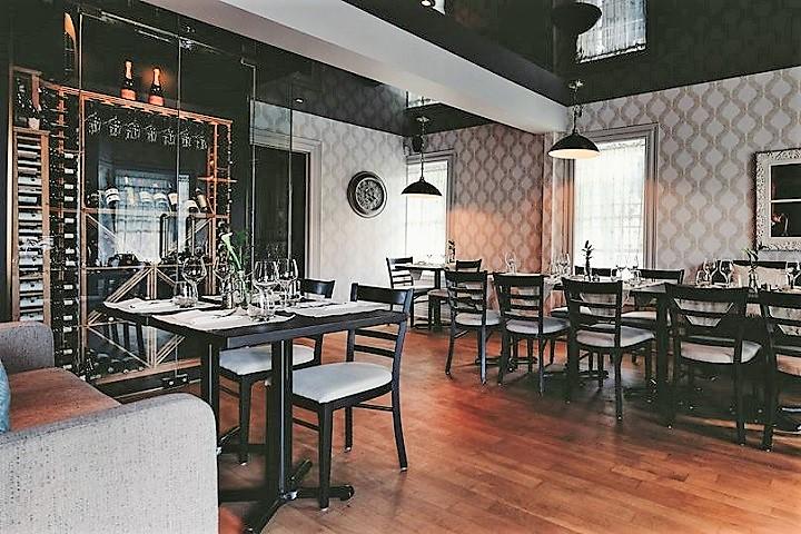 Maison Boire - Restaurants Granby Cantons de l'Est Sélection VINDICI